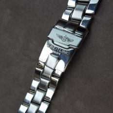 Breitling bracelet 823A stainless steel 18mm