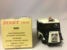 "Dinky Toys-France - Schaal 1/48 - Citroën ""Car de Police Secours"" No.566"