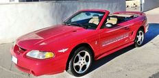 """Ford - Mustang SVT Cobra """"Pace car"""" - 1994"""