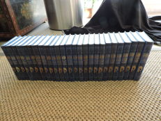 Jules Verne - Wonderreizen - 26 volumes - 20th century