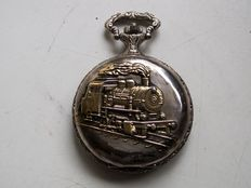Railroad watch - pocket watch - 1900