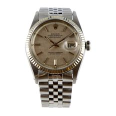 Rolex Datejust 1601 - Men's watch