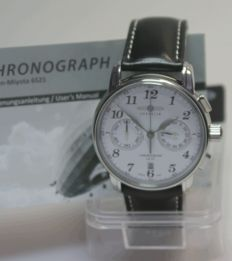 Zeppelin Chronograph Graf Zeppelin LZ127 – men's watch – never worn