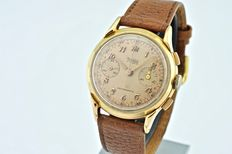 Montdor Chronograph – men's wristwatch - 1960s