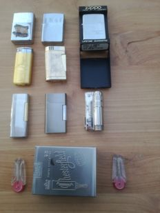 8 lighters period 1950 to 2000