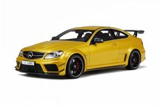 GT-Spirit - Scale 1/18 - Mercedes-Benz C63 AMG Black Series