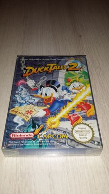 Nes Ducktales 2 complete in box.