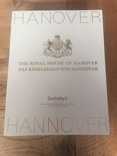 Catalogue Sotheby's - The Royal House of Hanover - 3 volumes in box - 2005
