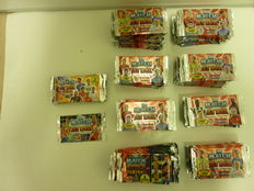 Football -  193 unopened packs of Match Attax