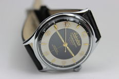 Adriatica  Worldchampion Extra - Swiss men's watch - early 1950s