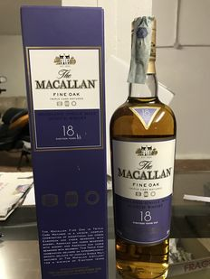 Macallan 18 years old - 70cl
