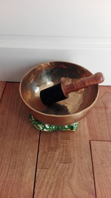 A singing bowl - Nepal - late 20th century