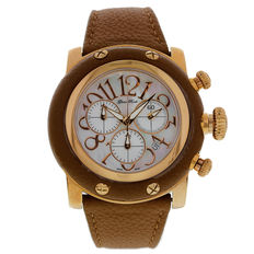 GlamRock women's watch included, chronograph