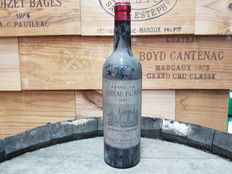 1947 Chateau Palmer, Margaux 3eme Grand Cru Classé, Mahler Besse & co - 1 bottle