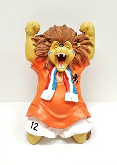 The Dutch lion - mascot - 21st century,