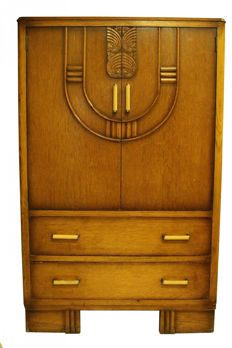 C.W.S Cabinet Factory - Art Deco furniture