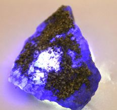 Lot of Blue Sapphire raw - 240 ct (2)