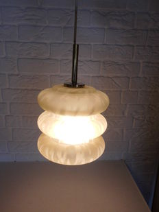 Nice retro lamp lampion, separate atmospheric lamp, would be beautiful above a salon or dining table
