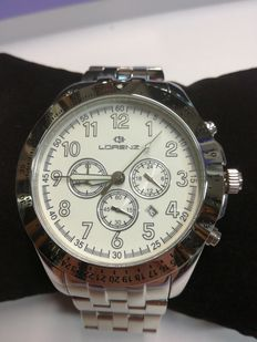 Lorenz men's chronograph – New, never used.