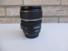 Canon - Zoom Lens - EF-s 17 - 85 IS USM