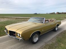 Oldsmobile - Cutlass Supreme Convertible - 1972