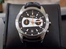 D&G chronograph - Men's wristwatch - 2005
