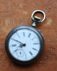 Men's pocket watch from 1889