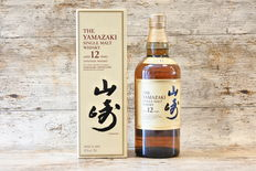 The Yamazaki 12 YO in original box