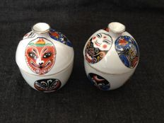 Two Qianlung boxes  - China - begin 20th century (Republic period)