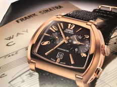 Frank Sinatra worldtimer 18K Limited Edition 139 of only 250 in the world