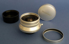 Voigtländer Voigtlander Color Skopar 21 mm f/4 MC Schraublens screw mount M39 LTM