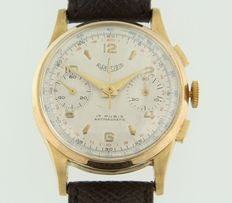 Anker – chronograph men's wristwatch – 1950s-1960s