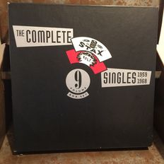 "The Complete ""Stax-Volt Singles 1959-1968"" 9 Cd Box including Beautiful Booklet"