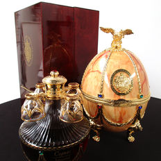 Imperial Collection Grande Champagne Cognac - Faberge Egg