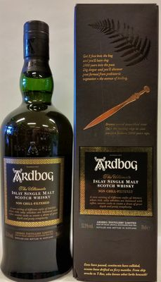 Ardbeg Ardbog Limited Edition from 2013 (one of 13.000 bottles)