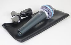 SHURE BETA 58A - PROFESSIONAL MICROPHONE FOR VOICE