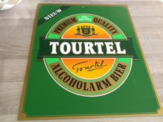 Plastic Advertising sign - Tourtel - from the 80s