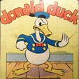 Comic Auction (Donald Duck)