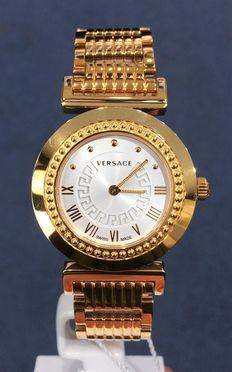 Versace Vanity Rose gold - Women's watch - NEW