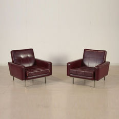 Unknown designer – Saporiti armchairs