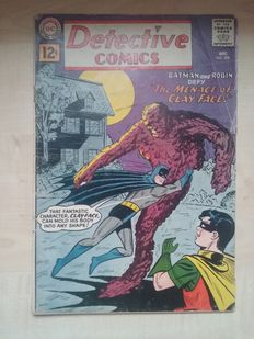 DC Comics - Detective Comics #298 (Featuring Batman) - 1st Appearance Of Matt Hagen As 'Clayface' - (1961)