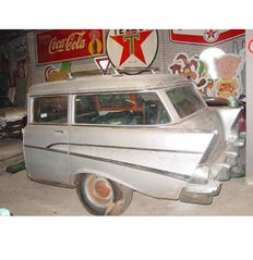 1957 Chevrolet Bel-Air trailer - for restoration