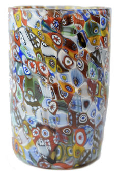 Amedeo Rossetto (Eugenio Ferro & Co. ) - Glass with Murrine