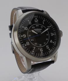 POLJOT Aviator Military – Men's Watch NOS – Year: 1980s.