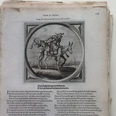 Jacob Cats (1577-1660) -  Emblemata - ca, 1658