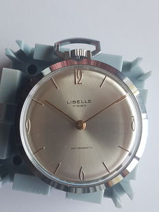 Libelle – Swiss-made wristwatch – 1960.