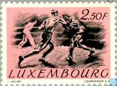Postage Stamps - Luxembourg - Boxing
