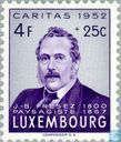 Timbres-poste - Luxembourg - Jean-Baptiste Fresez