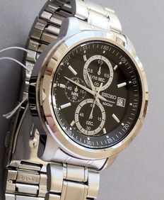 Seiko Chronograph - Men's Wristwatch - Unworn