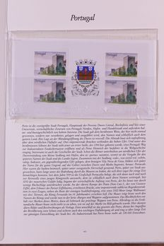 World 1930/1989 – Collection blocks, stamps and sheets
